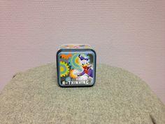 Small Donald Duck tin