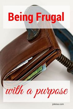 Saving money when you can is not the only part of being frugal. I like how this post shares some simple doable things to help you achieve your goals for yourself and your family. These frugal tips rock!