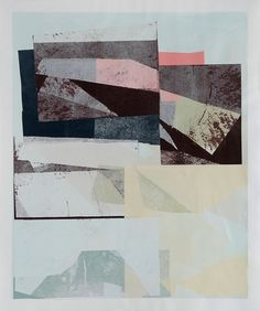 """http://jessicabellmadethis.com/ Lovely use of texture and shape (""""Vessels"""" and """"Landscape Paintings"""")"""