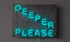 DEEPER | sygns