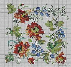 Cross Stitch Pillow, Cross Stitch Bird, Cross Stitch Flowers, Counted Cross Stitch Patterns, Cross Stitch Charts, Cross Stitch Designs, Cross Stitching, Cross Stitch Embroidery, Owl Quilt Pattern
