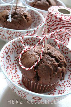 Toblerone Muffins oder wie viel ist ein Cup? | herz-allerliebst
