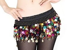 Meta-U Belly Dance Wrap Hip Scarf Belt With Shining Sequi... https://www.amazon.com/dp/B00YEDFS0G/ref=cm_sw_r_pi_dp_x_P5rzyb0R3V5X5