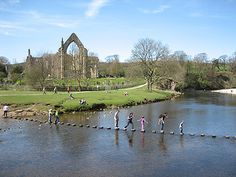 Yorkshire Dales, North Yorkshire, Wonderful Places, Beautiful Places, Bolton Abbey, Days Out, Places To Go, England, Earth