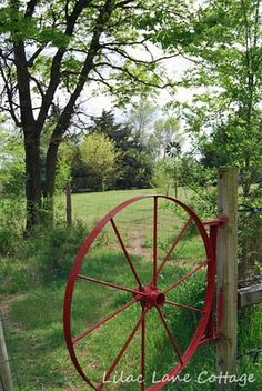 Where Could I Find Such A Wheel? :). Wagon WheelsGarden ...