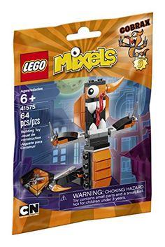 LEGO Mixels 41575 Cobrax Building Kit (64 Piece) Lego Mixels