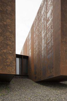 RCR arquitectes, Passelac & Roques Architectes, KEVIN DOLMAIRE · SOULAGES MUSEUM · Divisare