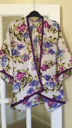 A personal favorite from my Etsy shop https://www.etsy.com/uk/listing/398179649/beautiful-handmade-kimono