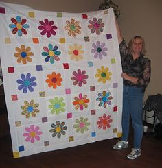 Quilt block of the month. Great blog. Cute quilts