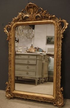 Antique Mirrors Vintage Looking Gl