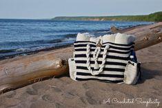 Crochet Pattern: Nautical Knots Beach / by ACrochetedSimplicity