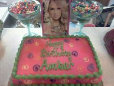 Amber's 9th Birthday