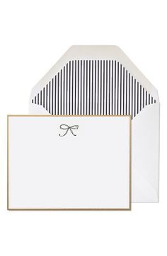 Free shipping and returns on sugar paper Bow Note Set at Nordstrom.com. Send heartfelt notes for any occasion on a set of charming note cards letterpressed by hand on antique machinery.