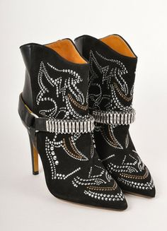 Isabel Marant Milwaukee Studded Boots