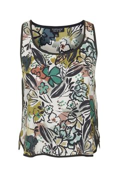 Great painted floral - Topshop