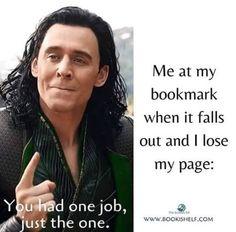 book memes One Job Funny Marvel Memes, Marvel Jokes, Dc Memes, Crazy Funny Memes, Really Funny Memes, Stupid Memes, Funny Relatable Memes, Book Nerd Problems, Bookworm Problems