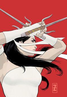 Elektra by Patrick Zircher