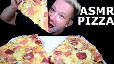 Giant Pizza, Autonomous Sensory Meridian Response, Pizza Day, Asmr Video, Hawaiian Pizza, Fails, Bacon, Watch, Youtube