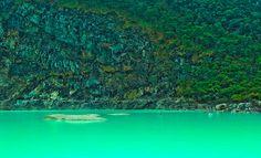 Kawah Putih, Indonesia