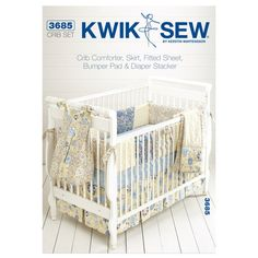 Crib Bedding Patterns Mccalls - WoodWorking Projects & Plans