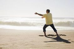 Tai Chi Basic Steps for Beginners--great article, includes warm up tips!