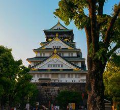 Osaka Castle Minecraft