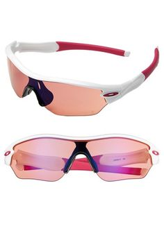 ba41248685 Oakley 'Radar® Edge™' 50mm Sunglasses Gold Aviator Sunglasses, Sunglasses  Store,