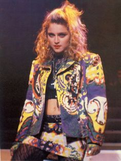 HQ April 12, 1985 Madonna performs Dress You Up on The Virgin Tour at the Paramount Theatre in Seattle