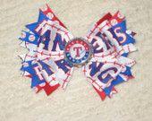 Texas Rangers Bow