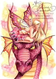 3jaysmom fairies :: dragonfaepink.jpg image by 3jaysmom - Photobucket