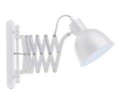 "Nástěnné svítidlo ""Talaro I"", 15 x 30-55 x 26 cm Spot Light, Wall Lights, Ceiling Lights, Track Lighting, Sconces, Retro Vintage, Led, Home Decor, Exterior Makeover"