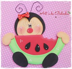 Discover recipes, home ideas, style inspiration and other ideas to try. Foam Crafts, Diy And Crafts, Crafts For Kids, Arts And Crafts, Paper Crafts, Safari Birthday Party, Cute Bee, Baby Shower Princess, Felt Patterns