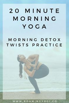 Mar 2020 - Yoga twists have so many benefits! Read on to learn about them and to start your day right with a 20 minute morning yoga twists practice! Hatha Yoga For Beginners, Workout For Beginners, Pilates, Twists, Morning Yoga Sequences, Home Yoga Practice, Yoga School, Yoga Positions, Yoga At Home