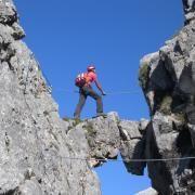 Absamer Klettersteig C