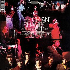 """A Scratch In The Sky"" (1967, Columbia) by The Cryan' Shames.  Their second LP."
