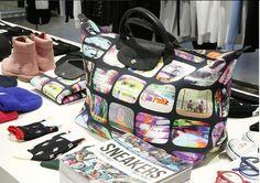 Le créateur #JeremyScott a accepté de collaborer avec la marque de maroquinerie Longchamp pour une collection de sacs à main.