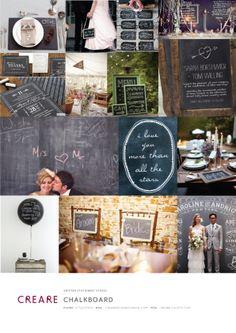 Chalkboard Wedding Stationery, Chalkboard, Bride, Fun, Wedding Bride, Bridal, Chalkboards, Wedding Invitations, The Bride