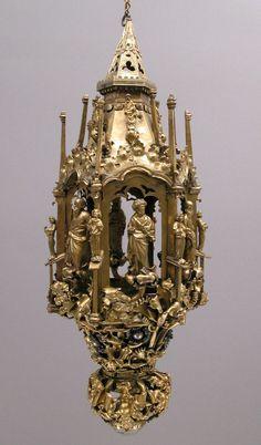 Censer, 14th Century, North Italy, The Metropolitan Museum of Art