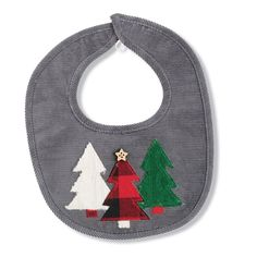 Holiday Bibs | Mud Pie