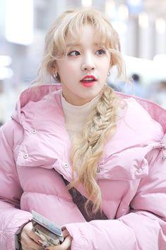 Yuqi (G-Idle) Kpop Girl Groups, Korean Girl Groups, Kpop Girls, Afro, Kpop Hair, Babe, Just Girl Things, Soyeon, My Princess