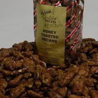 Honey Toasted Pecans!