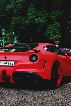 """italian-luxury: """"Novitec Rarri by Dadiferrari"""""""