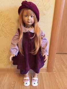 Ах, осень, эта рыжая девица! / Другие коллекционные куклы / Бэйбики. Куклы фото. Одежда для кукол