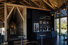 Gallery of Wild Turkey Bourbon Visitor Center / De Leon & Primmer Architecture Workshop - 16