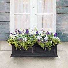 Devon Self-watering Window Box