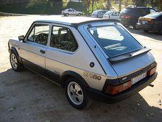 SEAT Fura Crono (1988). #youngtimer #classiccar #80s