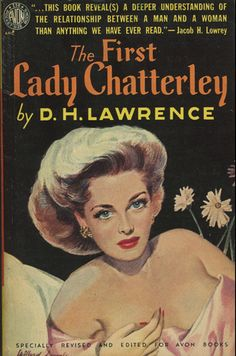 DH Lawrence, The First Lady Chatterley