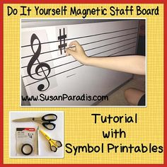 Magnetic-Staff-Board