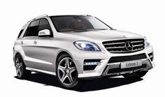 Mercedes-Benz ML 350 4MATIC Edition 1