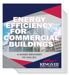 Energy Efficiency for Commercial Buildings